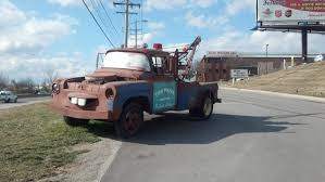 Tow Mater From Disney's