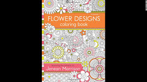 Intricate Designs Are A Hallmark Of Adult Coloring Books Href