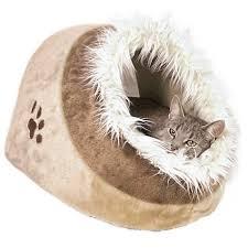 Cat Beds Petco by Trixie Minou Cuddly Cat Condo Petco