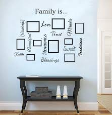 Family Wall Art Ideas Epic Picture Frames For Best Bedroom Fa