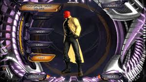 DC Universe Online Red Hood Character CreationHD