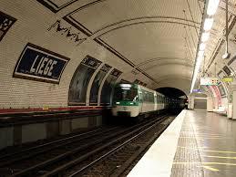 metro denis porte de métro line 13