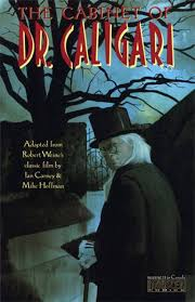 The Cabinet Of Doctor Caligari Youtube by The Cabinet Of Dr Caligari Volume Comic Vine