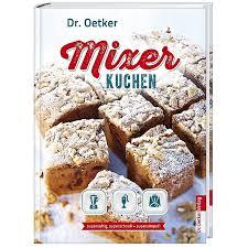 dr oetker mixer kuchen
