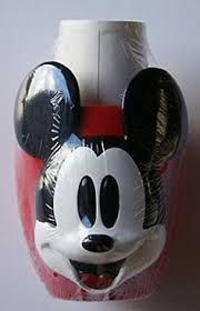 Mickey Mouse Decorative Bath Collection by Mickey Mouse Decorative Bath Collection Cup Dispenser Mickey