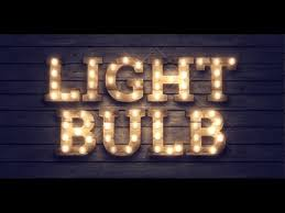 after effects templates light bulb kit