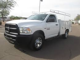 USED 2014 DODGE RAM 2500 SERVICE - UTILITY TRUCK FOR SALE IN AZ #2269