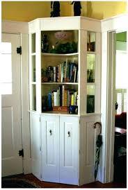 Dining Room Corner Cabinets Furniture Built In Cabinet Hutch Plans