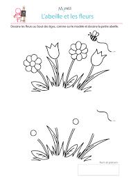 Coloriage Tulipe Les Beaux Dessins De Nature à Imprimer Et