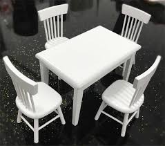 Simulation Mini White Square Dining Table And Chair Set Of 5 ... Mini Table For Pot Plants Fniture Tables Chairs On Us 443 39 Off5 Sets Of Figurine Crafts Landscape Plant Miniatures Decors Fairy Resin Garden Ornamentsin Figurines Chair Marvelous Little Girl Table And Chair Set Amazon Com Miniature And Set Handmade By Wwwminichairc 1142 Aud 112 Wooden Dollhouse Ding Ensemble Mini Shelves Wall Mounted Chairs Royhammer Square Two Royhammer Kids In 2019 Amazoncom Aland Lovely Patto Portable Compact White Solcion Dolls House 148 Scale 14 Inch Room