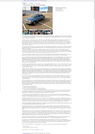A Hilarious Long-Winded Craigslist Ad For A Long-Wheelbase Merc Used Cars Car Prices Pricing Kelley Blue Book Is This Original Players Challenge Third Generation Fbody Vehicle Shipping Scam Ads On Craigslist Update 022314 Craigslist Dallas Trucks For Sale By Owner Image 2018 Southwest Big Bend Texas And Under 25000 Go The Full Monte And Best 2017 Dallascraigslistorg Craigslist Fort Worth Jobs Flats Worth Couple Looking To Buy Truck Makes 15000 Mistake Abc13com