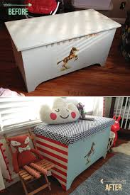 diy toy box bookshelf combo plans wooden pdf ideas small