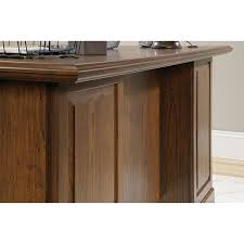 Sauder Palladia Executive Desk Assembly Instructions by Amazon Com Sauder Orchard Hills Executive Desk In Milled Cherry