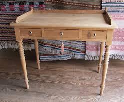 Desk Oak Wood Desk Furniture Unfinished Oak Dining Room Chairs