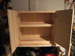 Garage Storage Cabinet Plan Wonderful Pallet