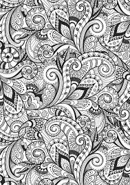 Lofty Anti Stress Coloring Book Creative Therapy An