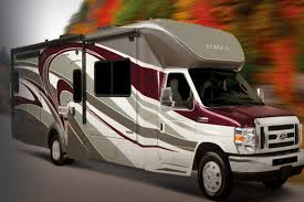 When A Class C RV Is More Like Motorhome