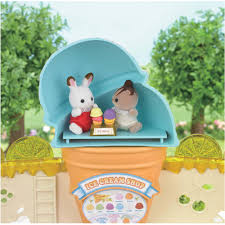 Calico Critters Seaside Ice Cream Shop - Walmart.com Mpc 1968 Orge Barris Ice Cream Truck Model Vintage Hot Rod 68 Calico Critters Of Cloverleaf Cornersour Ultimate Guide Ice Cream Truck 18521643 Rental Oakville Services Professional Ice Cream Skylars Brithday Wish List Pic What S It Like Driving An Truck In Seaside Shop Genbearshire A Sylvian Families Village Van Polar Bear Unboxing Kitty Critter And Accsories Official Site Calico Critters Free Shipping 1812793669 W Machine Walmartcom