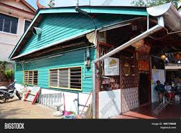 100 Houses In Malaysia Heritage Stilt Image Photo Free Trial Bigstock