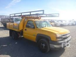 100 2006 Chevy Trucks For Sale Chevrolet 3500 Flatbed Used On