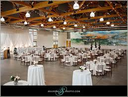 Beautiful Wedding At Yeg Blatchford Air Hangar Wedding Designed