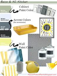 Yellow And Grey Kitchen Rugs Gray Mat Accessories Valance Decor Ideas