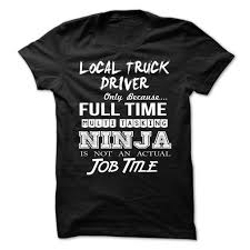 Local Truck Driver -…