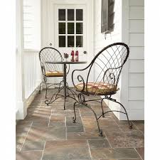 Jacqueline Smith Patio Furniture by Jaclyn Smith Cherry Valley Bistro Motion Chairs 2 Piece Limited