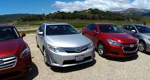 2014 Midsize Sedan Comparison Test: A Flavor For Every Palate ...