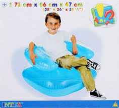 intex kids inflatable air chair price in india buy intex kids