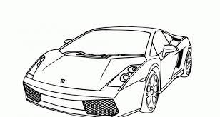 Printable Lamborghini Coloring Pages 63679