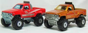 100 1987 Toyota Truck Hot Wheels Pickup Two Lane Desktop