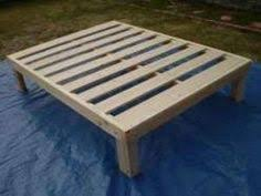 cheap easy low waste platform bed plans platform beds