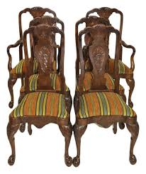Chippendale|English|Dining Chairs