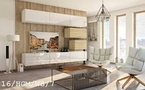 wohnwand future 16 anbauwand schrankwand moderne wohnwand exklusive mediamöbel möbelset wohnzimmer matt hochglanz 16 hgm ws 7 möbel
