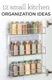 Small Kitchen Organizing Ideas 12 Small Kitchen Organization Ideas Simply Quinoa