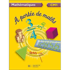 a portée de maths cm1 livre de l élève broché jean claude