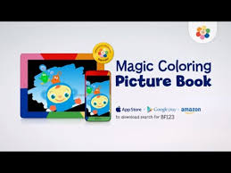 Magic Color Picture Book Is The BEST Free Drawing And Coloring App For Kids Babies Toddlers Can Simply Scratch Screen To Erase Black Find A
