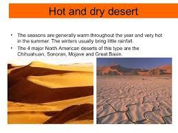 Earth Floor Biomes Desert by Powerpoint Biomes