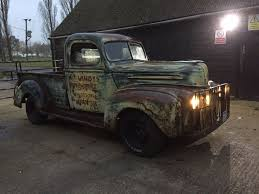 100 Service Trucks For Sale On Ebay This 1947 Ford Pickup Truck Flathead V8 Ol Yeller Great