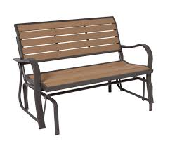 wooden park bench at a in stock photo picture and pictures with