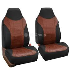 FH Group Highback Textured Leather Seat Covers For Sedan, SUV, Van ... Pin By Pradeep Kalaryil On Leather Seat Covers Pinterest Cars Best Seat Covers For 2015 Ram 1500 Truck Cheap Price Products Ayyan Shahid Textile Pic Auto Car Full Set Pu Suede Fabric Airbag Kits Dodge Ram Amazon Com Smittybilt 5661301 Gear Fia Vehicle Protection Dms Outfitters Custom Camo Sheepskin Pet Upholstery Faux Cover For Kia Soul Red With Steering Wheel Auto Interiors Seats Katzkin September 2014 Recaro Automotive Club Black Diamond Front Masque