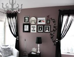 Grey And Purple Living Room Wallpaper by Grey Accent Wall Foucaultdesign Com