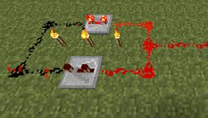 Minecraft Redstone Glowstone Lamp by Double Inverted Lamp Clock Thingy Redstone Discussion And