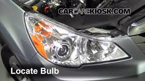 headlight change 2010 2014 subaru outback 2012 subaru outback