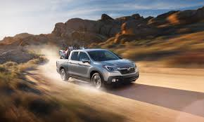 100 Mpg For Trucks 2017 Honda Ridgeline MPG Numbers Outclass Competition