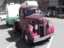 1941 Ford Truck Ouray Colorado - YouTube