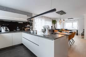 offene küchengestaltung wohnbühne anninger