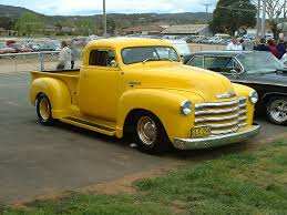 I've Never Wanted A Truck In My Life...but There's A Cute Old Chevy ...