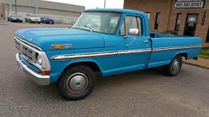 1970 Ford F100 For Sale - YouTube 1972 Ford F100 Ranger Xlt 390 C6 Classic Wkhorses Pinterest For Sale Classiccarscom Cc920645 F250 Sale Near Cadillac Michigan 49601 Classics On Bronco Custom Built 44 Pickup Truck Real Muscle Beautiful For Forum Truckdomeus Camper Special Stock 6448 Sarasota Autotrader Cc1047149 Information And Photos Momentcar Vintage Pickups Searcy Ar